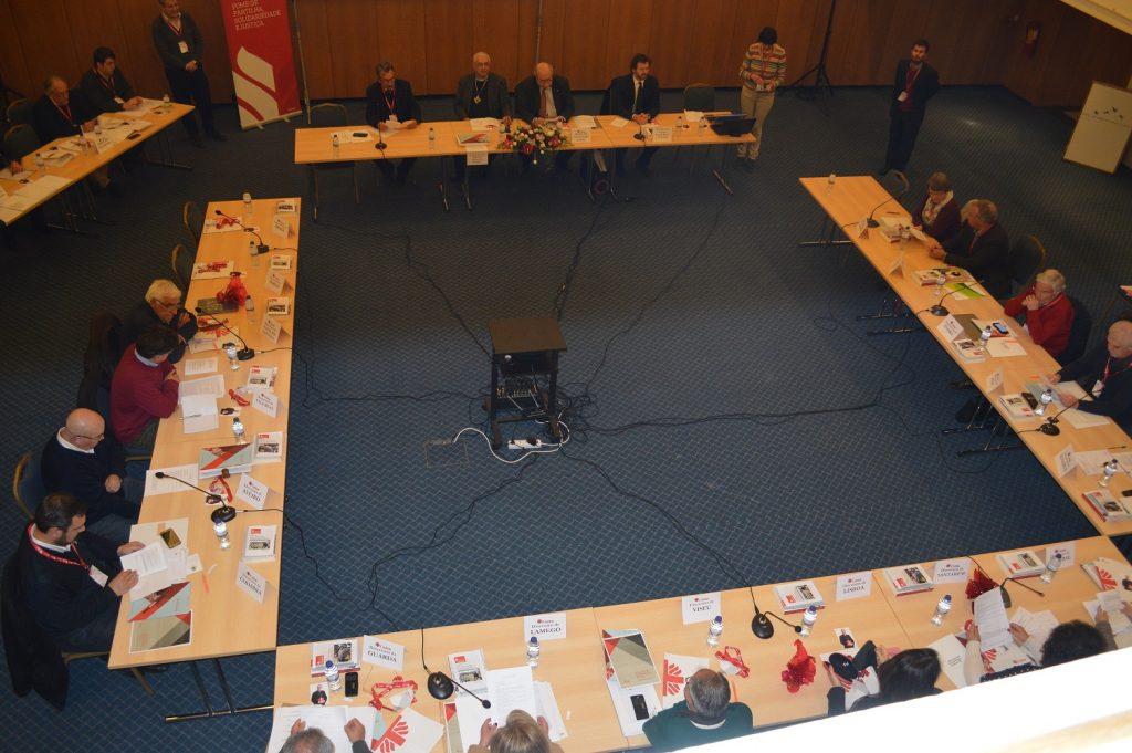 Cáritas Portuguesa Conselho Geral