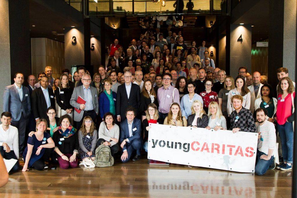 Cáritas e a juventude