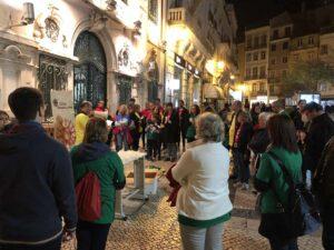 """Caminhada """"Partilhar a Viagem"""", Diocese de Coimbra"""