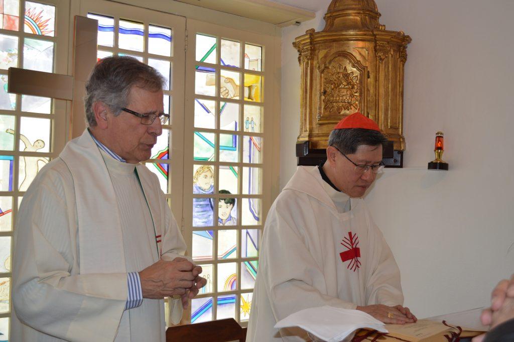 Cáritas Portuguesa Cardeal Tagle