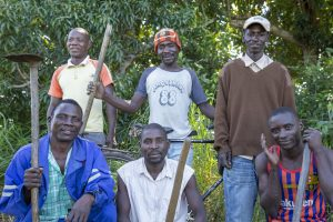 caritas ajuda moçambique
