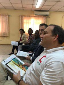 Camões Visita projeto Angola Caritas Lusofonas em Rede Inovar para o Impacto