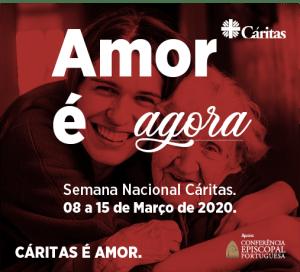 Cáritas é Amor: Semana Nacional